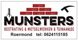 Logo Munsters Bestratingen