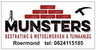 Logo Munsters Bestratingen